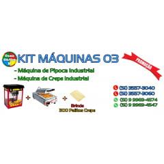Kit Máquinas 03