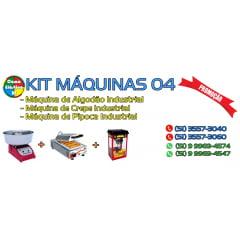 Kit Máquinas 04