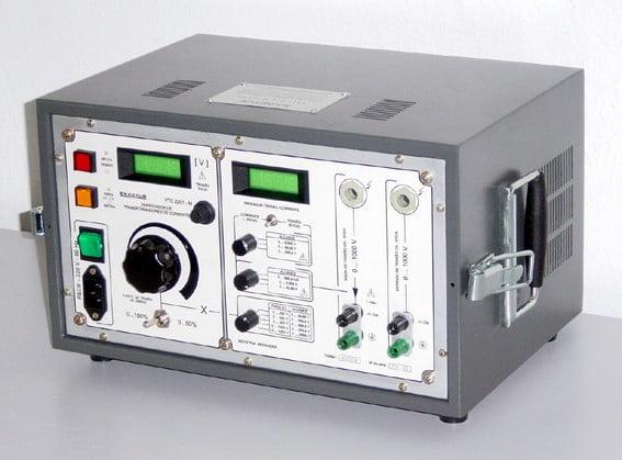 VTC 2202-M  -  Verificador de transformadores  de corrente