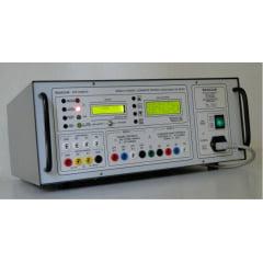 ERP 652/34-B - Fonte  U/I Trifásica + Defasador + Fonte I Mono/Trifásica  (Ajuste de amplitude + Ajuste de ângulo)
